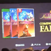 『Aladdin and The Lion King Games Remaster Collection』が海外向けとして発売決定!