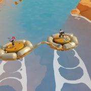 PS4&Switch用ソフト『Biped』が海外向けとして発売決定!物理学ベースのCo-opのアクションゲーム