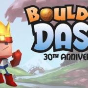 伝説の名作アクションパズルゲーム『Boulder Dash (バルダーダッシュ)』がNintendo Switch向けとして発売決定!