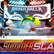 「スマブラ」風の対戦アクション『Brawlhalla』と『WWE』のコラボが発表!