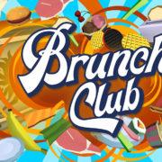 Switch版『Brunch Club』が海外向けとして2019年8月29日に配信決定!物理ベースによる1~4プレイヤーで遊ぶ狂乱の協力&競争フードパーティーゲーム