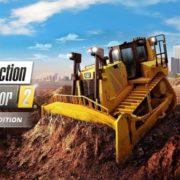 Switch版『Construction Simulator 2 US – Console Edition』が海外向けとして発売決定!大人気の建設シミュレータ
