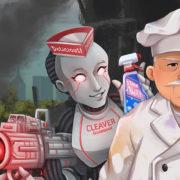 『Cook, Serve, Delicious! 3?!』が海外向けとして発表!客の注文通りに料理を出していく経営シム