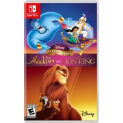 PS4&Xbox One&Switch&PC用ソフト『Disney Classic Games: Aladdin and The Lion King』が海外向けとして今秋に発売決定!