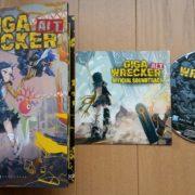 『GIGA WRECKER ALT. コレクターズエディション』同梱のアートブックとサントラCDのサンプルが公開!