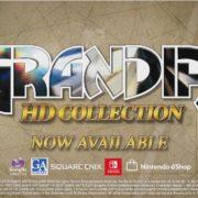 Switch用ソフト『Grandia HD Collection』の海外ローンチトレーラーが公開!