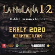 PS4&Xbox One&Switch版『La-Mulana 1& 2』が海外向けとして2020年初頭に発売決定!2は2020年春頃に国内で発売を予定