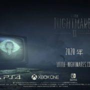 PS4&Xbox One&Switch&PC用ソフト『リトルナイトメア 2』が国内でも2020年に発売決定!