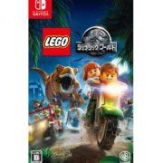 【更新】Switch版『LEGO ジュラシック・ワールド』が2019年11月21日に国内発売決定!人気タイトルがSwitchに移植