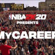 PS4&Xbox One&Switch&PC用ソフト『NBA 2K20』のMyCAREER:MyPLAYERビルダー紹介 トレーラーが公開!