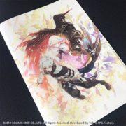 『鬼ノ哭ク邦』のe-STORE購入特典「ダブルポケットクリアファイル (A4サイズ)」実物が公開!