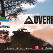 PS4&Xbox One&Switch&PC用ソフト『Overpass』のGamescom Trailerが公開!エクストリームなオフロード体験が可能なレースシミュレーターゲーム