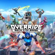 Switch版『Override: Mech City Brawl』が2019年秋に発売決定!巨大ロボット対戦アクションゲーム
