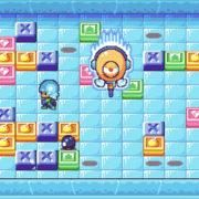『Pushy and Pully in Blockland』はNintendo Switchでも発売を計画。『ペンゴ』から着想を得たアーケードスタイルのCo-opアクションパズルゲーム