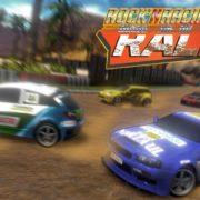 Switch用ソフト『RALLY ROCK 'N RACING』が2019年9月5日に配信決定!白熱のラリーレースゲーム