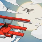 PS4&Xbox One&Switch&PC用ソフト『Red Wings: Aces of the Sky』が海外向けとして発売決定!ダイナミックなドッグファイトアクションゲーム