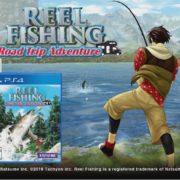 PS4&Switch用ソフト『Reel Fishing: Road Trip Adventure』のTrip Adventure トレーラーが!長い歴史を持つベストセラーのフィッシングゲーム