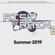 Switch版『Risk Of Rain 2』が2019年夏に配信決定!マルチプレイヤーのローグライクゲーム