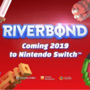 Switch用ソフト『Riverbond』の日本向けのリリースが決定!ボクセルアートのキャラクターたちが奮闘する協力型アクション