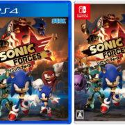 PS4&Switch向けパッケージ版『ソニックフォース 新価格版』が2019年11月21日に発売決定!
