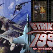Switch用ソフト『STRIKERS1999 for Nintendo Switch』が2019年8月29日に配信決定!