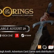 『The Lord of the Rings: Adventure Card Game』のGameplay Trailerが公開!