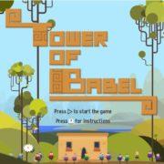 Switch版『Tower of Babel』が海外向けとして2019年秋に発売決定!物理ベースのマルチプレイヤータワービルディングゲーム