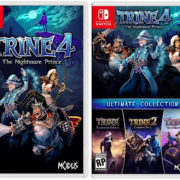 『Trine4: The Nightmare Prince』と『Trine: Ultimate Collection』の海外発売日が2019年10月8日に決定!