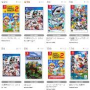 【TSUTAYA ゲームランキング】2019年7月29日~8月4日のランキングが公開!