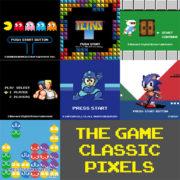 UNIQLOより「ザ ゲームクラシックピクセルズ」Tシャツが2019年9月23日より販売決定!