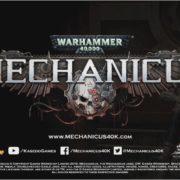 コンソール版『Warhammer 40,000: Mechanicus』の海外発売時期が2020年7月に決定!