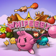 Switch版『Whipseey and The Lost Atlas』の海外発売日が2019年8月27日に決定!ピクセルアートのアクションゲーム