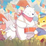 Switch&PC版『Wonder Parade』が発売決定!動物たちのキュートなリズムゲーム