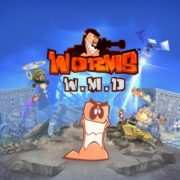 Switch用ソフト『Worms W.M.D.』が2019年8月29日から配信開始!