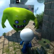 Switch版『Youropa』が海外向けとして今冬に配信決定!3Dパズルペイントアドベンチャーゲーム