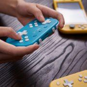 サイバーガジェットから「Nintendo Switch Lite」用に設計された無線コントローラー『8BitDo Lite Bluetooth Gamepad』が発売決定!