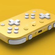 8BitDoが「Nintendo Switch Lite」用に設計された無線コントローラーを発表!
