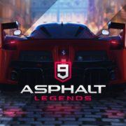 Switch版『アスファルト9:Legends 』の配信日が2019年10月9日に決定!