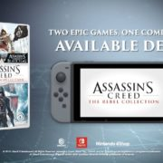 Switch用ソフト『Assassin's Creed: The Rebel Collection』が海外向けとして2019年12月6日に発売決定!