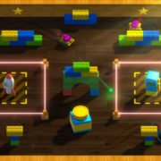 Switch用ソフト『それゆけ!おもちゃ戦車』が2019年9月19日に配信決定!もちゃ戦車による対戦アクションゲーム