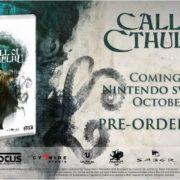 Switch版『コール・オブ・クトゥルフ』の海外発売日が2019年10月8日に決定!