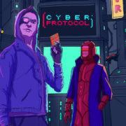 Switch用ソフト『Cyber Protocol』が海外向けとして2019年9月26日に配信決定!サイバーパンクなアーケードパズルゲーム