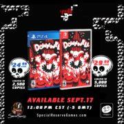 PS4&Switch版『Downwell』のパッケージ版が海外向けとして発売決定!