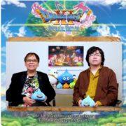 『ドラゴンクエストXI 過ぎ去りし時を求めて S』の発売を記念して堀井さんと岡本さんからのメッセージが公開!