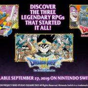 Switch版『ドラゴンクエスト 1~3』が海外でもリリース決定!