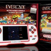 クラシックゲームが楽しめる携帯レトロゲーム機「EVERCADE」のPreview Trailerが公開!