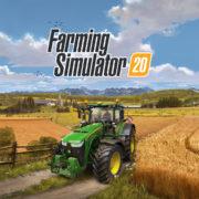 Switch版『Farming Simulator 20』の海外発売日が2019年12月3日に決定!農業シムのSwitch向け最新作