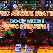 Xbox One&Switch版『Fight'N Rage』が海外向けとして2019年9月に配信決定!アーケードスタイルの2Dベルトスクロールアクション