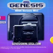 メガドライブ ミニの北米版『Genesis Mini』のローンチトレーラーが公開!