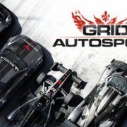 Switch用ソフト『GRID Autosport』が2019年9月19日に配信決定!Switch用に初めて登場する本格的なレーシングシミュレーターゲーム